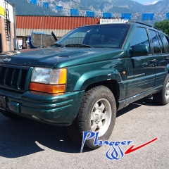 Jeep Grand Cherokee 5.9 (Running Out Modell)