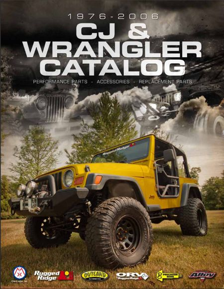 thumb 2012 CJ Wrangler Catalog