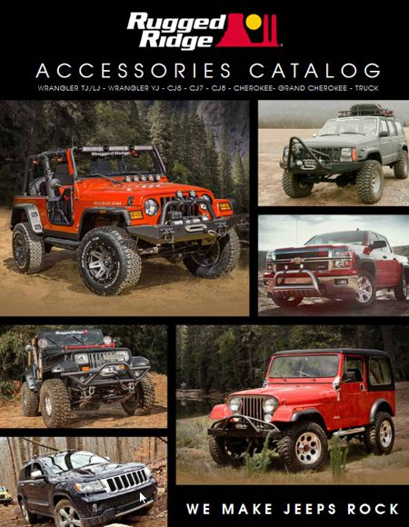 2016 RuggedRidge Accessories Catalog